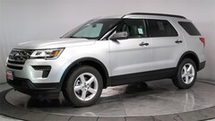 New 2019 Ford Explorer Base SUV 1FM5K7BH8KGA42210 for sale in Lancaster, CA at Antelope Valley Ford Lincoln