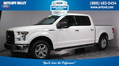 Used 2017 Ford F-150 XLT Truck SuperCrew Cab 1FTEW1C81HFA75746 for sale in Lancaster, CA at Antelope Valley Ford Lincoln