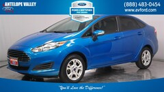 Used 2015 Ford Fiesta SE Sedan 3FADP4BJ6FM161474 for sale in Lancaster, CA at Antelope Valley Ford Lincoln