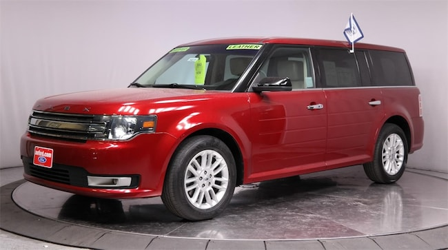 Used 2016 Ford Flex SEL SUV for sale in Lancaster, CA