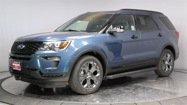 New 2018 Ford Explorer Sport SUV for sale in Lancaster, CA
