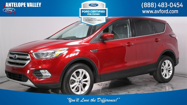Used 2017 Ford Escape SE SUV for sale in Lancaster, CA