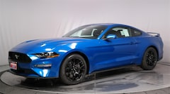 New 2019 Ford Mustang Ecoboost Coupe 1FA6P8TH1K5135389 for sale in Lancaster, CA at Antelope Valley Ford Lincoln