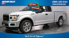 New 2018 Ford F-150 XL Truck SuperCab Styleside 1FTEX1CP3JKE59934 for sale in Lancaster, CA at Antelope Valley Ford Lincoln