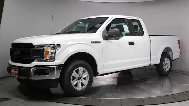 New 2018 Ford F-150 XL Truck SuperCab Styleside for sale in Lancaster, CA