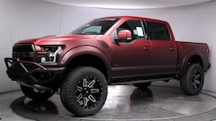 2018 Ford F-150 Raptor Rocky Ridge Truck SuperCrew Cab