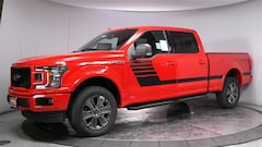 New 2018 Ford F-150 XLT Truck SuperCrew Cab 1FTFW1E54JFE49070 for sale in Lancaster, CA at Antelope Valley Ford Lincoln