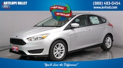 New 2018 Ford Focus SE Hatchback 1FADP3K29JL293500 for sale in Lancaster, CA at Antelope Valley Ford Lincoln