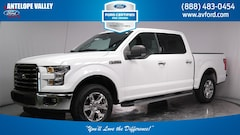 Used 2017 Ford F-150 XLT Truck SuperCrew Cab 1FTEW1C89HFA75686 for sale in Lancaster, CA at Antelope Valley Ford Lincoln