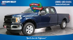 New 2018 Ford F-150 XL Truck SuperCab Styleside 1FTEX1CB3JKE66984 for sale in Lancaster, CA at Antelope Valley Ford Lincoln