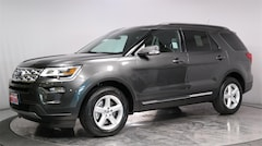 New 2019 Ford Explorer XLT SUV 1FM5K7DH8KGA09981 for sale in Lancaster, CA at Antelope Valley Ford Lincoln