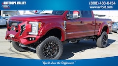 New 2018 Ford F-250 Rocky Ridge Mad Rock Edition Truck Crew Cab 1FT7W2BT7JEC82920 for sale in Lancaster, CA at Antelope Valley Ford Lincoln