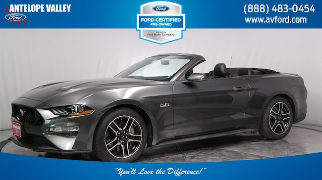 Used 2018 Ford Mustang GT Premium Convertible for sale in Lancaster, CA