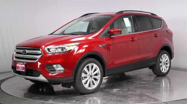 New 2019 Ford Escape SEL SUV for sale in Lancaster, CA
