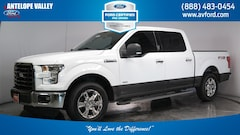 Used 2016 Ford F-150 XLT Truck SuperCrew Cab 1FTEW1CP9GKD74009 for sale in Lancaster, CA at Antelope Valley Ford Lincoln