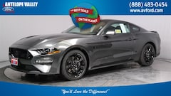 New 2018 Ford Mustang GT Coupe 1FA6P8CF0J5166047 for sale in Lancaster, CA at Antelope Valley Ford Lincoln