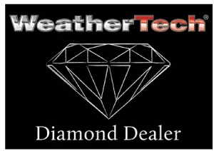 Antelope Valley Ford is an authorized Weathertech Diamond Dealer