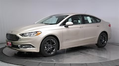 New 2018 Ford Fusion Hybrid SE Sedan 3FA6P0LU3JR268469 for sale in Lancaster, CA at Antelope Valley Ford Lincoln