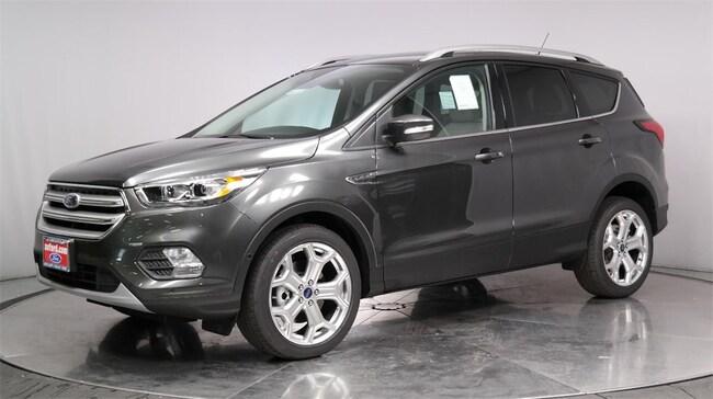 New 2019 Ford Escape Titanium SUV for sale in Lancaster, CA