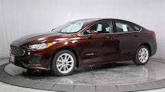 New 2019 Ford Fusion Hybrid SE Sedan 3FA6P0LU9KR177448 for sale in Lancaster, CA at Antelope Valley Ford Lincoln