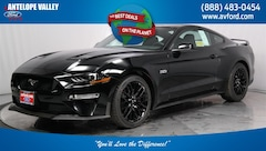 New 2018 Ford Mustang GT Coupe 1FA6P8CF3J5129266 for sale in Lancaster, CA at Antelope Valley Ford Lincoln