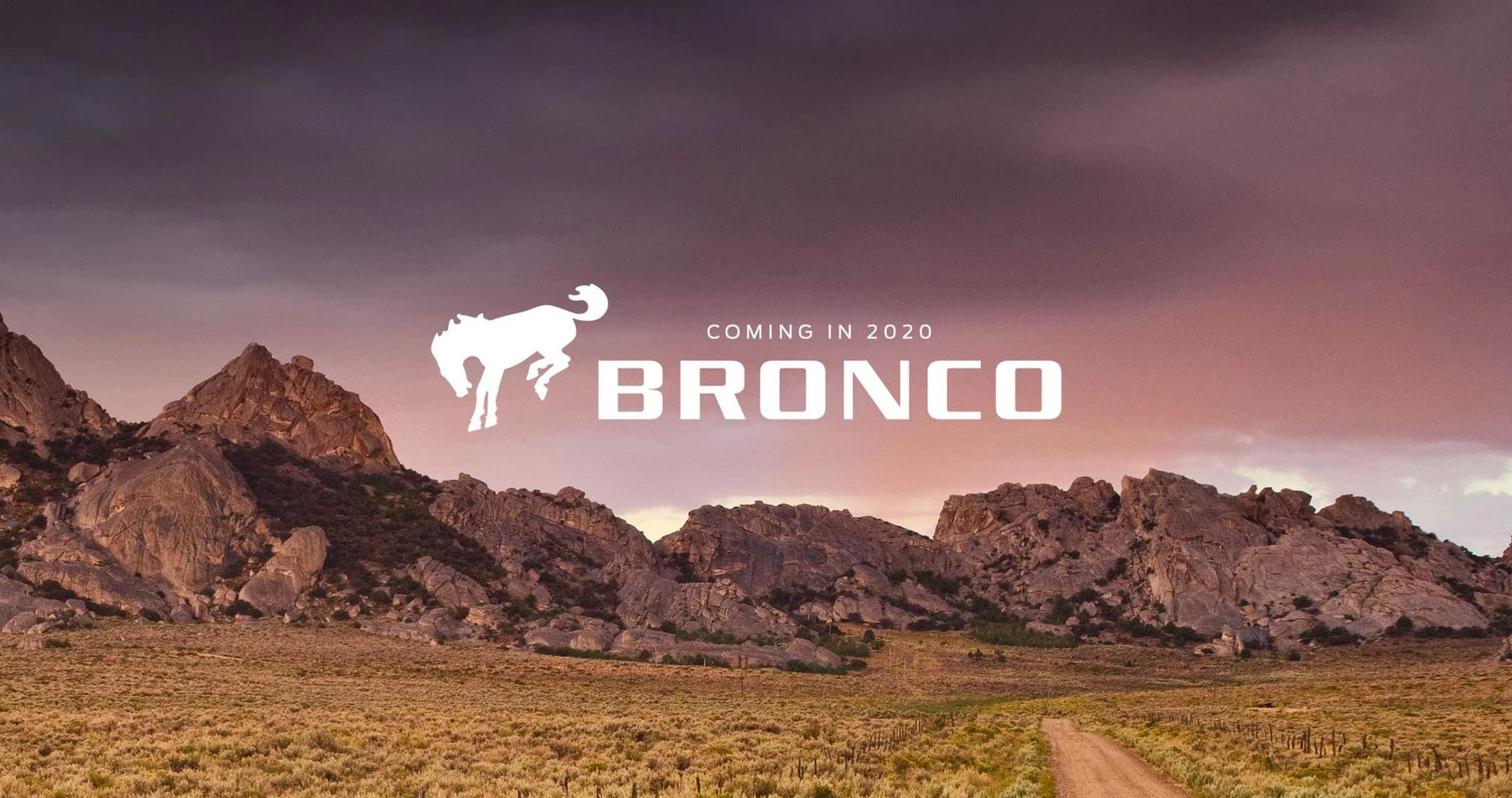 The rumors are true! The new 2020 Bronco is coming to Antelope Valley Ford