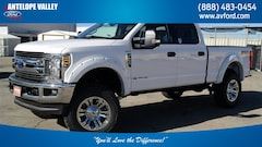 New 2018 Ford F-250 XLT LIFTED by DSI Truck Crew Cab 1FT7W2BT5JED01402 for sale in Lancaster, CA at Antelope Valley Ford Lincoln