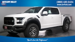 New 2018 Ford F-150 Raptor Truck SuperCrew Cab 1FTFW1RGXJFD74063 for sale in Lancaster, CA at Antelope Valley Ford Lincoln