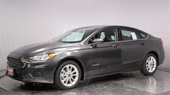 New 2019 Ford Fusion Hybrid SE Sedan 3FA6P0LU4KR135494 for sale in Lancaster, CA at Antelope Valley Ford Lincoln