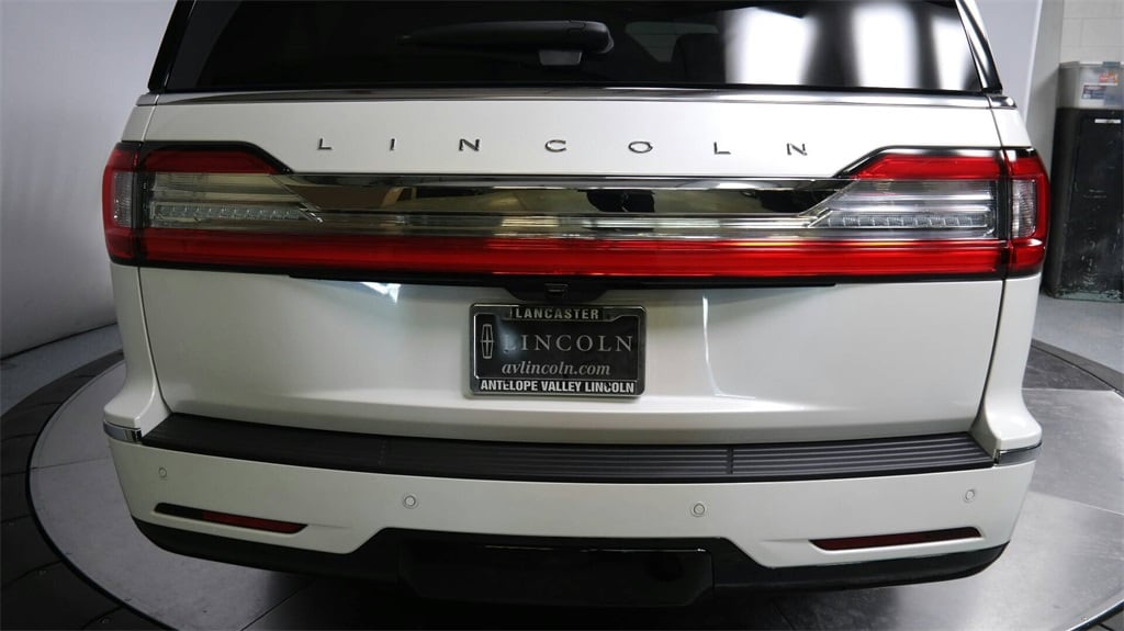 New 2019 Lincoln Navigator L For Sale at Antelope Valley