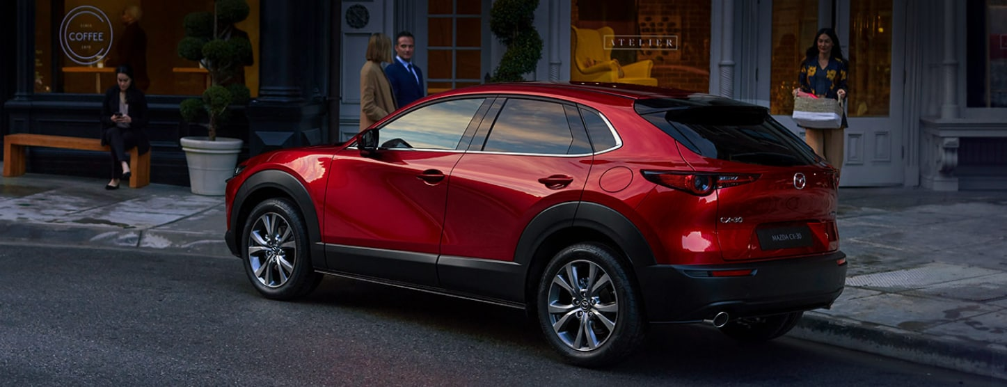 Photo The all new Mazda CX-30 is in stock at Antelope Valley Mazda