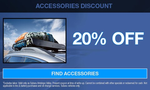 Accessories Discount