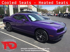Certified Pre-Owned 2016 Dodge Challenger R/T Coupe Elverson PA