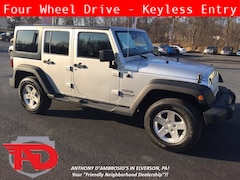 Used 2011 Jeep Wrangler Unlimited Sport SUV Elverson, PA