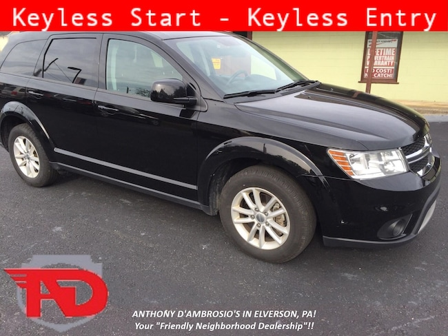 Certified Pre-Owned 2017 Dodge Journey SXT SUV Elverson, PA