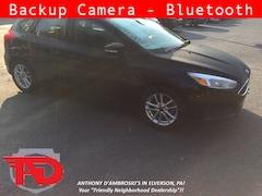 Used 2016 Ford Focus SE Hatchback Elverson, PA