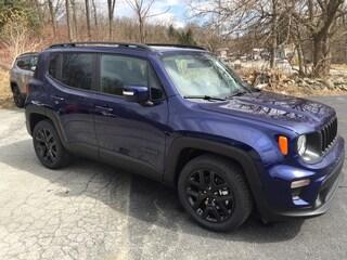 New 2019 Jeep Renegade ALTITUDE 4X2 Sport Utility Elverson, PA