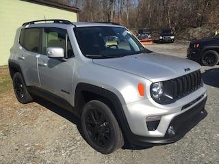New 2019 Jeep Renegade ALTITUDE 4X4 Sport Utility Elverson, PA