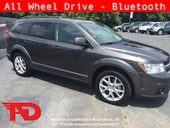 Certified Pre-Owned 2017 Dodge Journey SXT SUV Elverson PA