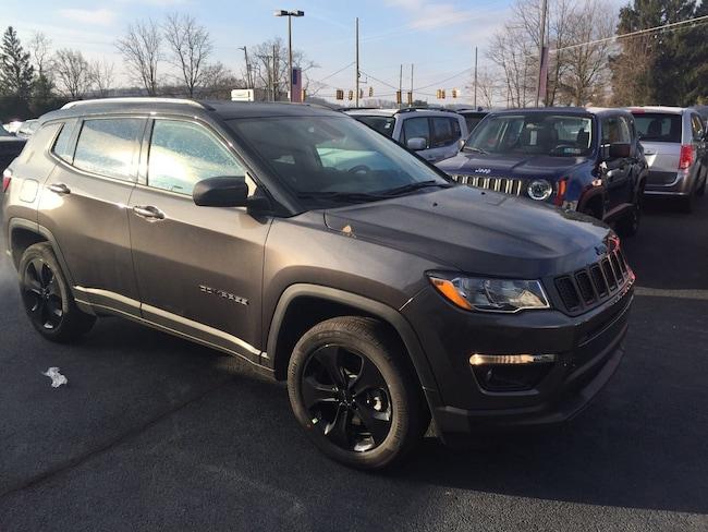 New 2019 Jeep Compass ALTITUDE 4X4 Sport Utility Elverson, PA