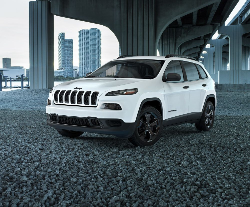 Chicagoland Illinois - 2018 Jeep Cherokee