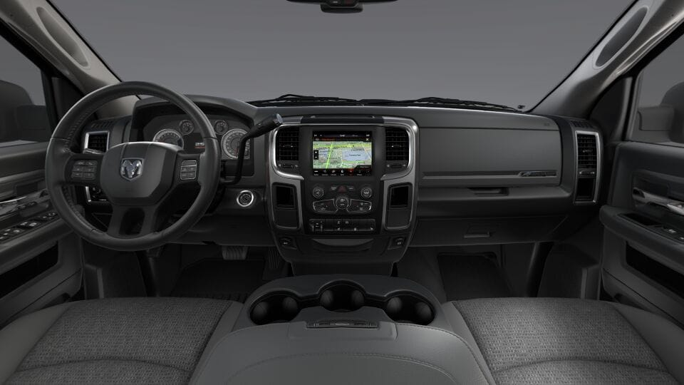 2018 RAM 2500 Interior Harvest Edition Near Crystal Lake IL