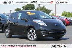 2015 Nissan LEAF SL Hatchback