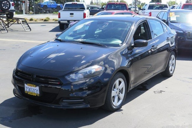 Used 2016 Dodge Dart For Sale | Antioch CA | 1C3CDFBA1GD717184