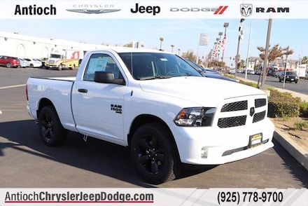 2020 Ram 1500 Classic EXPRESS REGULAR CAB 4X2 6'4 BOX Regular Cab
