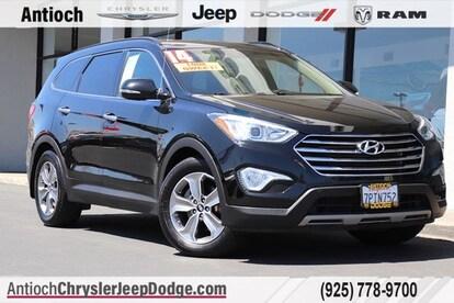 2014 Hyundai Santa Fe Limited For Sale >> Used 2014 Hyundai Santa Fe Limited For Sale In Antioch Ca