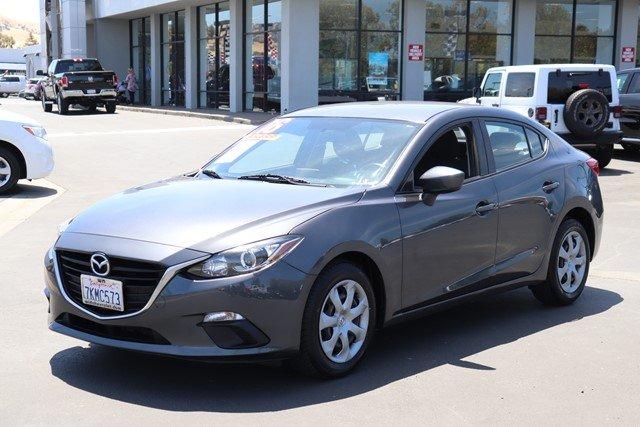 Used 2016 Mazda Mazda3 For Sale at Antioch Toyota   VIN