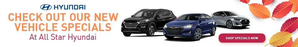 September 2019 New Vehicle Specials