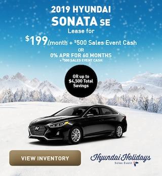 December 2019 Hyundai Sonata