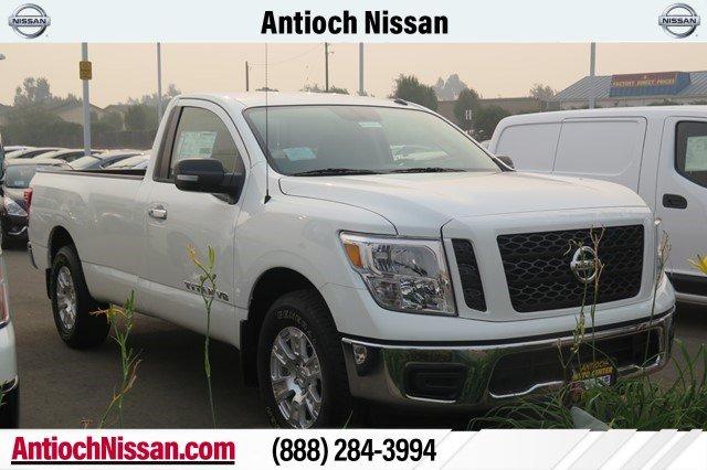 2019 Nissan Titan SV Truck Single Cab